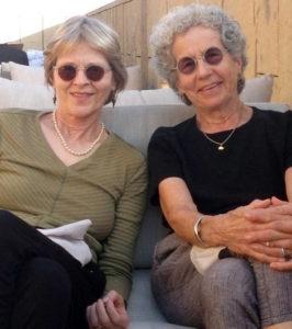 Lynn and Lynda Miller